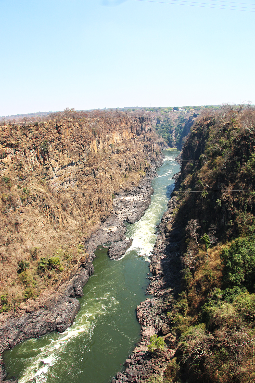 Victoria Falls trip