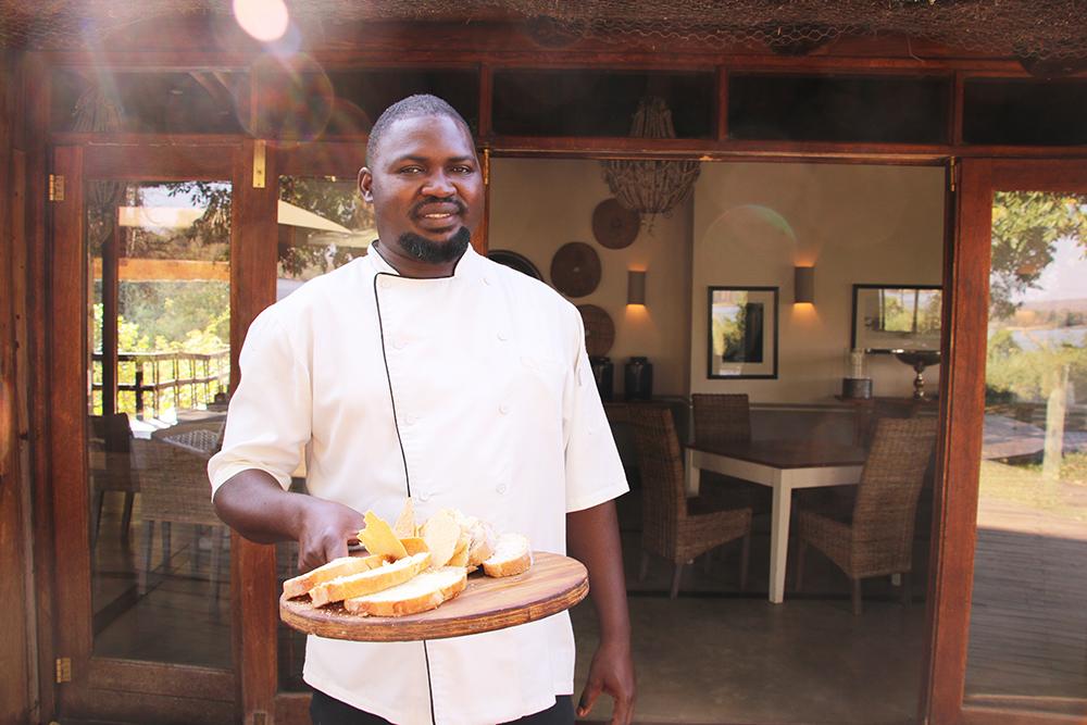 Royal Chundu Lodge Chef
